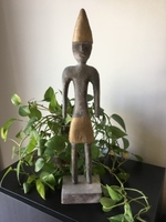 Used Phoenician statue in Dubai, UAE