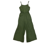 Used Bershka Olive Jumpsuit in Dubai, UAE