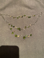 Used Pure silver necklace  in Dubai, UAE