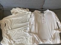 Used 2 tops size S New HM Bershka  in Dubai, UAE