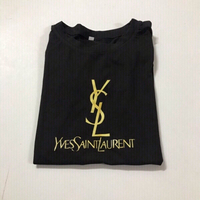 Used YSL cop T-shirt size (S)better fits XS in Dubai, UAE