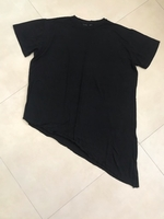 Used Black Tshirt from Whit club  in Dubai, UAE
