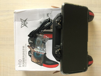 Used H10 Double Fan Cooling GameHandle5000mAH in Dubai, UAE