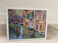 Used hand painted 40x50 painting in Dubai, UAE