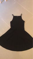 Used H&M mini black dress XS in Dubai, UAE