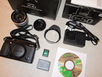 Used FUJIFILM X-E1 **REPRICED in Dubai, UAE