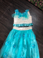 Used Kids lehenga choli new gift in Dubai, UAE