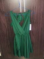 Used Short dress made in Italy, never used in Dubai, UAE