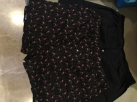 Used Two pairs of boxers for men. Small. New  in Dubai, UAE