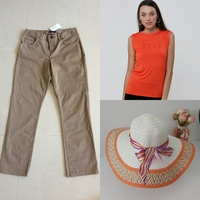 Used Bundle top,pants,hat in Dubai, UAE