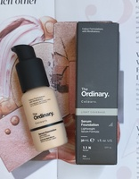 Used The Ordinary serum foundation in Dubai, UAE