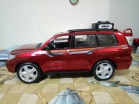 Used Remote Controlled Land Cruiser Car Toy in Dubai, UAE