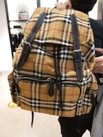 Used Authentic Burberry backpack unisex in Dubai, UAE