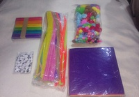 Used Art & crafts creative work kit new in Dubai, UAE