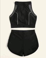 Used Zipper up swimming two pieces set in Dubai, UAE