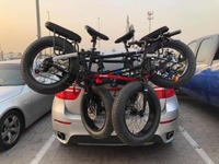 Used Car bike cycle rack holder in Dubai, UAE