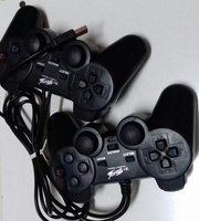 Used USB DUAL TWIN JOYPAD...USB JOYSTICK in Dubai, UAE