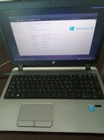 Used hp probook 450 i5 5th generation in Dubai, UAE