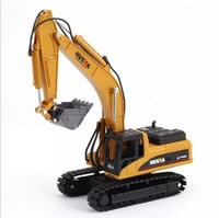 Used Huina metal excavator in Dubai, UAE