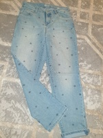 Used Jeans with stars in Dubai, UAE