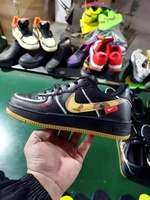 Used Nike airforce 1, new, size 43 in Dubai, UAE