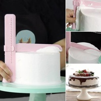 Used 2 pcs cake scraper in Dubai, UAE