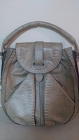 Used Karen Millen leather bag in Dubai, UAE