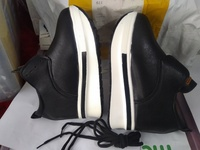 Used heightening Casual shoes- black in Dubai, UAE
