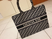 Used Dior Book Tote Canvas (Master copy) in Dubai, UAE