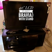 Used TV with STAND in Dubai, UAE