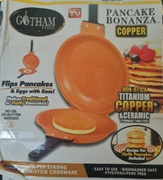 Used Double Sided Non-stick Flip Frying Pan in Dubai, UAE