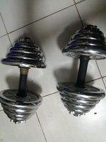 Used Gym dumbell in Dubai, UAE