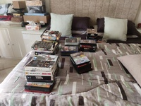 Used PC, PS2 and PS3 games (64 of them) in Dubai, UAE