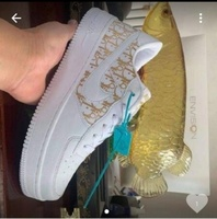 Used ❤ nike airforce,  new, size 43 in Dubai, UAE