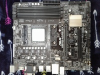 Used Asus Motherboard FM+ Socket with AMD 10 in Dubai, UAE