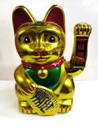 Used Golden Wealth lucky Cat ! in Dubai, UAE