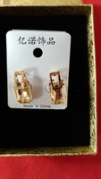 Used Beautiful earring for Golden in Dubai, UAE