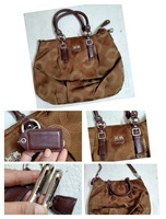 Used Coach Big bag urgent sale🛍️ in Dubai, UAE