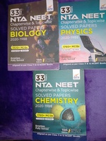 Used NTA NEET 33YEARS solved papers in Dubai, UAE