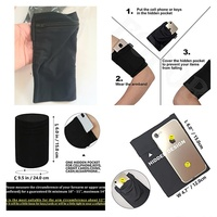 Used Phone Arm Sleeve Band 2 Pcs in Dubai, UAE