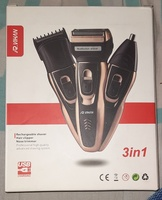 Used 3 in 1 rechargeable shaver in Dubai, UAE