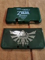 Used Rare*ZELDA NEW 3DS COVER SHINY OFFICIAL in Dubai, UAE