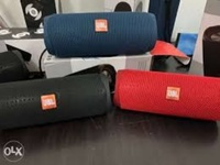 Used JBL FLIP5 LOUD SPEAKER NEW VALENTINE  ❤️ in Dubai, UAE