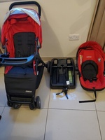 Used Cosco travel system in Dubai, UAE
