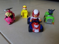 Used Paw patrol toys in Dubai, UAE