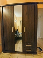 Used Wooden Wardrobe in Dubai, UAE