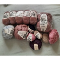 Used Bundle of knitting or crochet yarns in Dubai, UAE