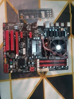Used AMD motherboard in Dubai, UAE