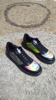 Used Louis Vuitton shoes size 39 new in Dubai, UAE