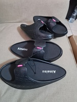 Used 2 pcs lasies weight loss shoes size M in Dubai, UAE
